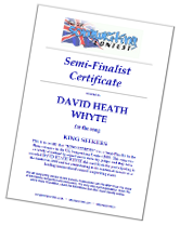 King Seekers UKSC Certificate