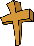 picture of the cross, for most important easter childrens song