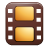 icon of video