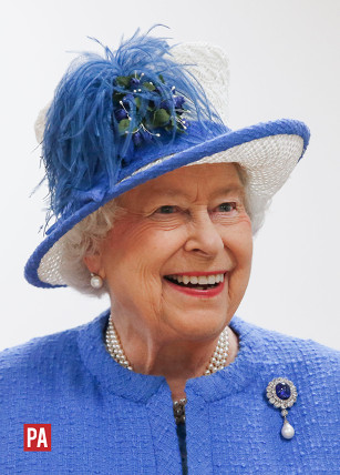picture of Queen Elizabeth II