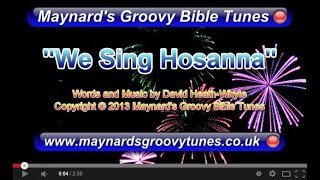 We sing hosanna video thumbnail
