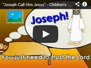 youtube video of joseph call him jesus - Childrens Christmas Songs Youtube