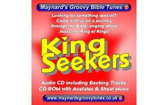 King Seekers CD