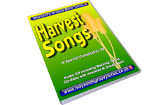 Harvest Songs (EP) CD