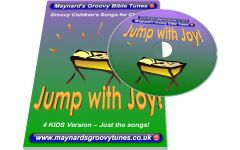 Jump with Joy! 4KIDS CD - Christmas Compilation