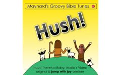 """Hush! There's a baby"" Audio / Video Compilation CD"