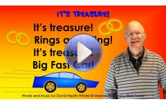 """""""It's treasure"""" Video File - Full Track with Actions / Motions"""