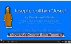 """Joseph Call Him Jesus"" Video File"