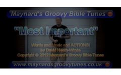 """Most Important"" Video File - Actions version with full track and lyrics subtitles"