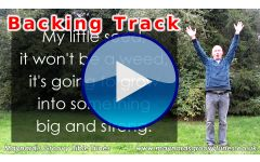 """My Little Seed"" Video File - Backing Track Version"