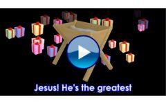 """Presents (we love presents!)"" Video File - Backing / Instrumental Version"