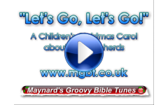 """Let's Go, Let's Go! (Shepherds' Song)"" Video File"