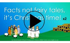"""Facts not fairy tales"" Video File - Full Track"
