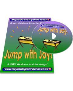 Jump with Joy! 4KIDS CD - Christmas Compilation