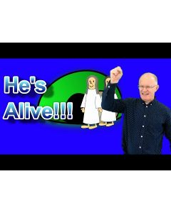 """""""He's Alive!"""" with Actions / Motions Video File"""