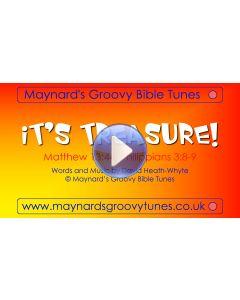 """It's treasure"" Video File - Full Track"
