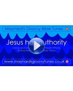 """Jesus has authority"" Video File - Full Track"