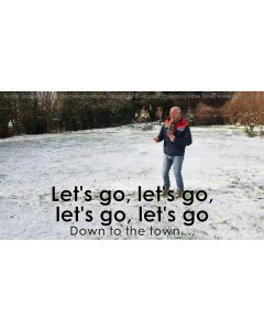 """""""Let's Go, Let's Go! (Shepherds' Song)"""" Video File - NEW Version"""