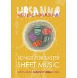 We Sing Hosanna! Songs for Easter - Printed Sheet Music Book