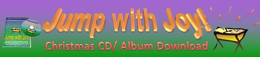 Jump with Joy Christmas CD